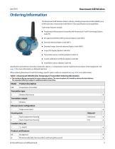 Rosemount™ 648 Wireless Temperature Transmitter with Rosemount X-well™ Technology - 5