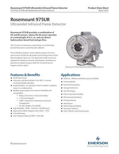 Rosemount 975UR
