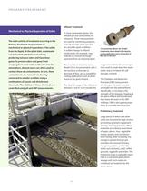 Rosemount Analytical: Wastewater Industry Solutions - 4