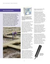 Rosemount Analytical: Wastewater Industry Solutions - 6