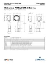 Smoke & Oil Mist Detector (Air Particle Monitor) - 3