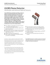 UV/IRS Flame Detector - 1