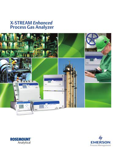 X-STREAM Enhanced Process Gas Analyzer
