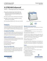 X-STREAM Enhanced XEFD - Flameproof Gas Analyzer - 1