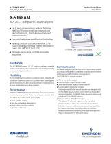 X-STREAM X2GK - Compact Gas Analyzer - 1