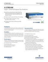 X-STREAM X2GP - General Purpose Gas Analyzer - 1
