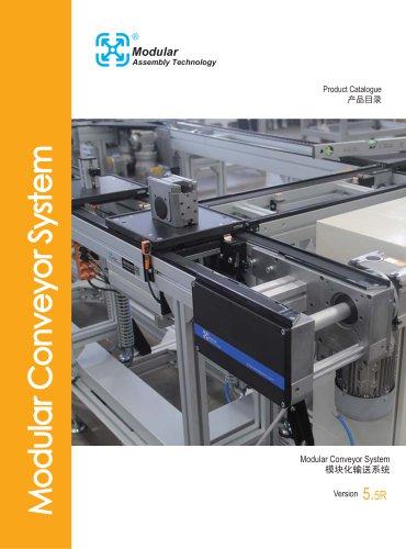 MCS-Modular Conveyor System 5.5R