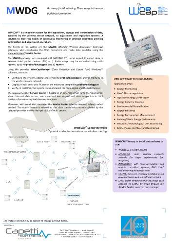 MWDG-4DI-GSM