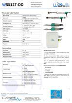 WSS12T-DD - Wireless Smart Sensor