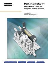 Systèmes analyse Intraflow vannes / régulateurs