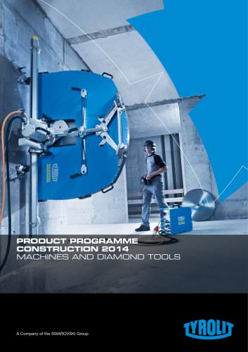 Construction Product Program 2014