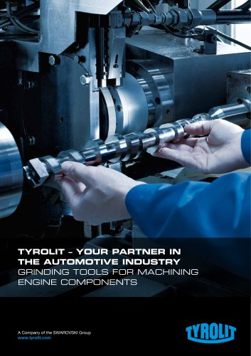 TYROLIT – YOUR PARTNER IN THE AUTOMOTIVE INDUSTRY