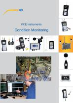 Condition Monitoring | Test Instruments