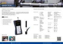 TEST INSTRUMENTS FOR THE METAL-PROCESSING INDUSTRY - 3