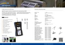 TEST INSTRUMENTS FOR THE METAL-PROCESSING INDUSTRY - 8