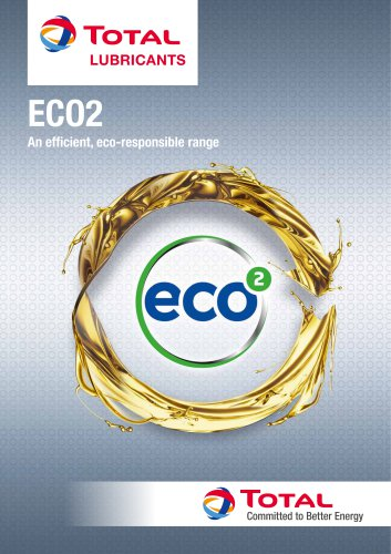 ECO2 ECO REPONSIBLE RANGE FOR HYDRAULIC APPLICATION