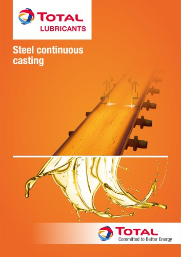 STEEL CONTINUOUS CASTING INDUSTRY