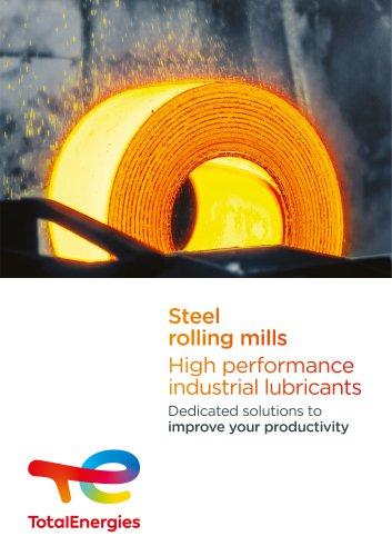 STEEL ROLLING MILLS INDUSTRY