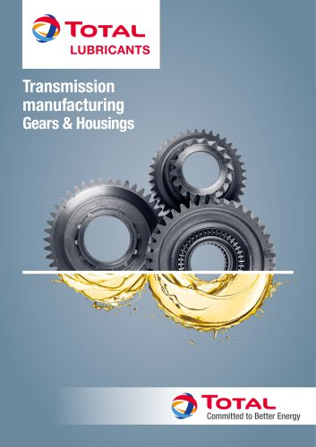 TRANSMISSION MANUFACTURING INDUSTRY