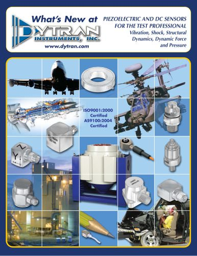 New Product Brochure