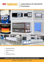 Industrial & Laboratory Furnaces