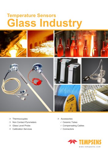 Temperature Sensors For Glass Industry