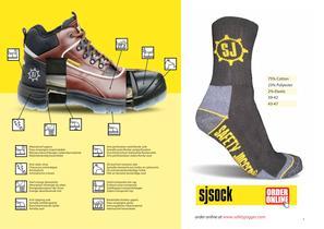 Patrick Safety Jogger Catalog - 3