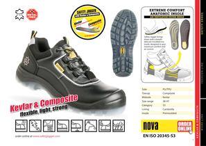 Patrick Safety Jogger Catalog - 5
