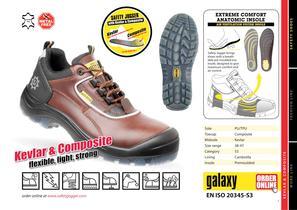 Patrick Safety Jogger Catalog - 7