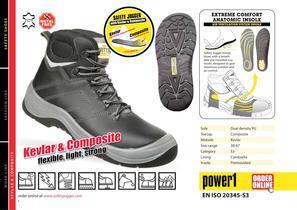 Patrick Safety Jogger Catalog - 8