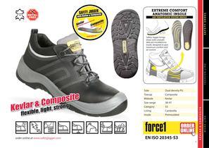 Patrick Safety Jogger Catalog - 9