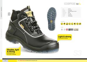 Safety shoes & gloves - 10