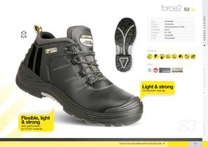 Safety shoes & gloves - 15