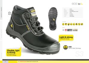 Safety shoes & gloves - 16