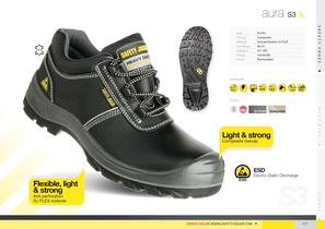 Safety shoes & gloves - 17