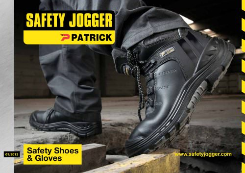Safety shoes & gloves