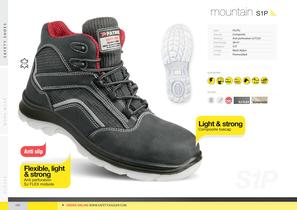 Safety shoes & gloves - 20