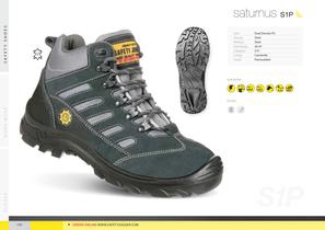 Safety shoes & gloves - 26