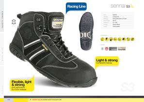 Safety shoes & gloves - 28