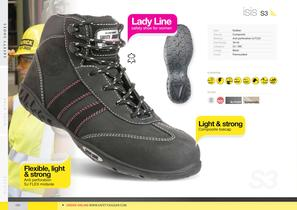 Safety shoes & gloves - 30