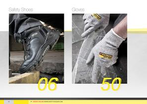 Safety shoes & gloves - 4