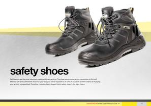 Safety shoes & gloves - 5
