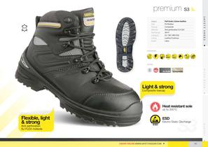 Safety shoes & gloves - 9