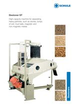 Cleaning Machines - Destoner ST