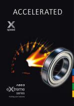 Xspeed: bearings high speed usage