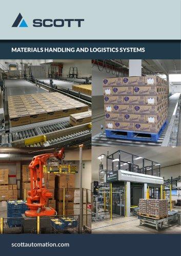 Materials handling & logistics systems