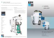 ILERFIL ABG/ABT: OPEN MOUTH BAGGING SYSTEM FOR GRANULAR PRODUCTS