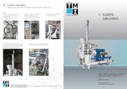 ILERFIL ABS/ABSD: OPEN MOUTH BAGGING SYSTEM FOR GRANULAR PRODUCTS