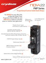 NOVA22 PMP Series Proportional Control Solid State Relays - 1