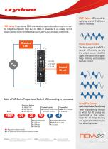 NOVA22 PMP Series Proportional Control Solid State Relays - 2